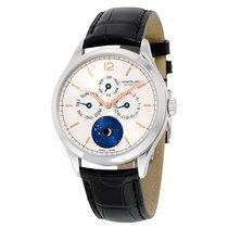 Montblanc Heritage Chronometrie Quantieme Automatic Silver...