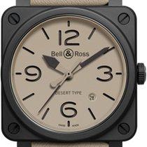 Bell & Ross Bell&Ross BR03-92 Desert Type Ceramic NEU