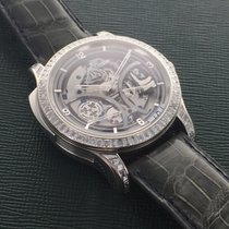 Jaeger-LeCoultre Platinum Skeleton Minute Repeater Diamond...