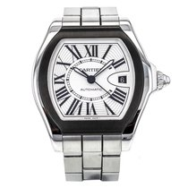 Cartier Roadster S W6206017 Stainless Steel Automatic Watch...