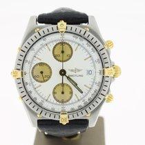 Breitling Chronomat Steel/Gold (BOX2000) 39mm White Dial