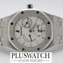 Audemars Piguet Royal Oak Dual Time 25730ST   White Dial 2000...