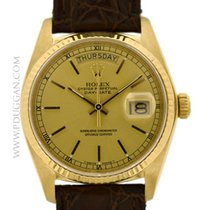 Rolex vintage 1977 18k Yellow Gold Day-Date