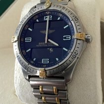 Breitling Aerospace Titanium Gold Steel 40 mm (Full Set)