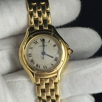Cartier Panthere Cougar lady quartz watch,