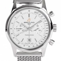 Breitling Transocean Chronograph 38 A4131012/G757/171A