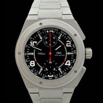 IWC Ingenieur Chronograph -AMG- Titan - Ref.: iw3725 03 -...