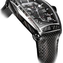 Cvstos Challenge Jet-Liner Carbon Men's Watch, Steel with...