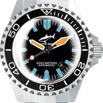 Chris Benz Deep 2000m Automatic Super Bubble CB-2000A-G3-MB...