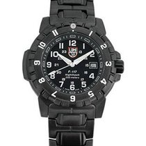 Luminox Men's EVO F-117 Nighthawk - Black Face - Bracelet...