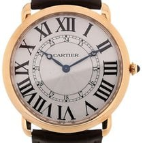 Cartier Ronde Louis 42 Leather