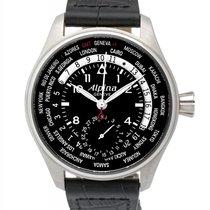 Alpina Startimer Pilot Manufacture Worldtimer Automatic Men's...