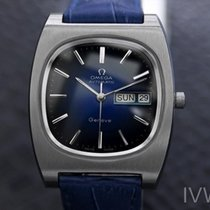 Omega Geneve Mens Vintage Swiss Made Day Date Automatic 1960s...