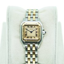 Cartier Panther Small Two Tone W25029B6 Ladies Watch