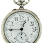 Vacheron Constantin Silver Manual-Mechanical Vintage Pocket Watch