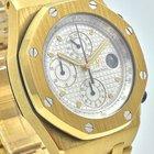 Audemars Piguet AP Royal Oak Offshore 750 18K Gold Band LC100