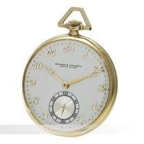 Vacheron Constantin Pocket Watch Gelbgold