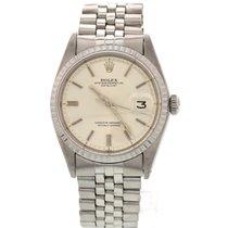 Rolex Men's Vintage Rolex Datejust SS Watch 1603 W/ Papers