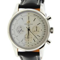 Breitling Transocean Chronograph Limited Edition Stainless Steel