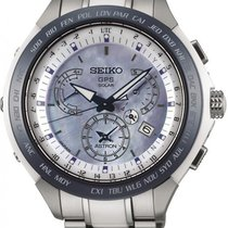 Seiko Astron GPS SOLAR DUAL TIME Limited Edition SSE039J1...