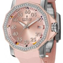 Corum Admiral's Cup Competition Diamond Bezel