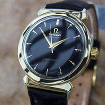 Omega Seamaster Automatic Cal 500 Gold Capped Swiss Made Mens...