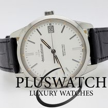 Jaeger-LeCoultre Geophysic True Second Stainless Steel 39,6mm G