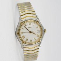 Ebel Sport Classic Wave Stahl / Gold 183908
