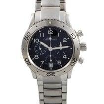 Breguet Type XX Transatlantique Chronograph Watch 3820ST/H2/SW9