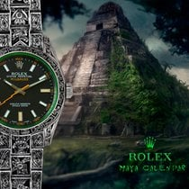 Rolex Milgauss Maya Calendar