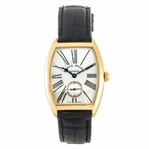 Franck Muller Cintree Curvex Gold Watch (Pre-Owned)
