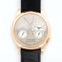 F.P.Journe Rose Gold Chronometre a Resonance Watch