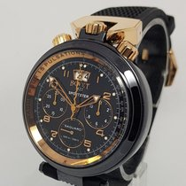 Bovet Sportster Saguaro 46mm Chronograph Gold & CeramicMen...