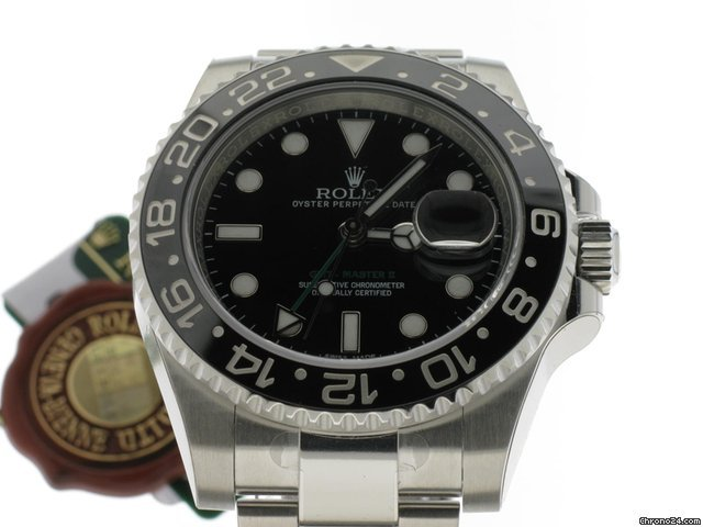 Rolex GMT MASTER 2 CERAMICA