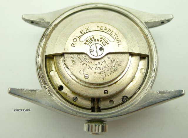Rolex OYSTER PERPETUAL EXPLORER CA.1953 REF. 6298