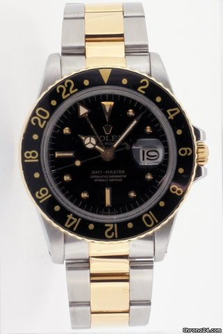 Rolex Oyster Perpetual GMT Master. Model No 16753