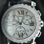 Chopard Happy Sport Chronograph,Diamonds