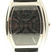 Milus Black CrocoQuartz - NEW - with B+P Listprice € 2.050,-