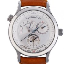 Jaeger-LeCoultre Master Control Geographic Stahl Automatik...