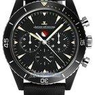 Jaeger-LeCoultre Deep Sea Chronograph Vinatge Cermet Mens Watch