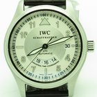 IWC Pilot Spitfire Utc Stainless Steel 39mm Silver Dial...