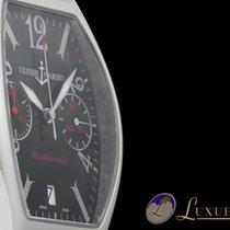 Ulysse Nardin Michelangelo Marine Chronograph Datum Schwarzes...