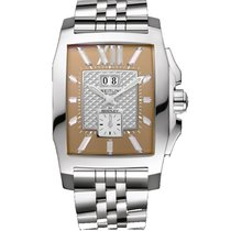 Breitling for Bentley Flying B Steel Brown Dial Watch