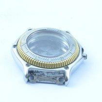 Ebel Gehäuse Case Discovery Damen Uhr Stahl/gold