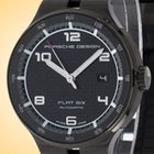 Porsche Design P'6000 Flat Six Automatic PVD Stainless Steel...