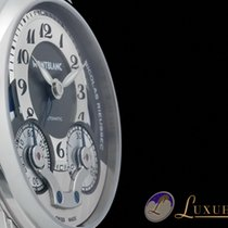 Montblanc Meisterstück Nicolas Rieussec Chronograph Edelstahl...