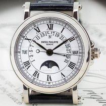 Patek Philippe Retrograde Perpetual Calendar 18K White Gold