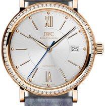 IWC [NEW] Portofino Midsize Automatic IW458107 (Retail:EUR18100)
