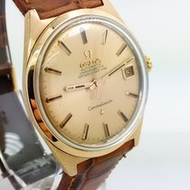 Omega Seamaster Automatic Date 18 kt Gold