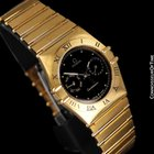 Omega Constellation Mens 35mm, Quartz, Day-Date - 18K Gold Plated